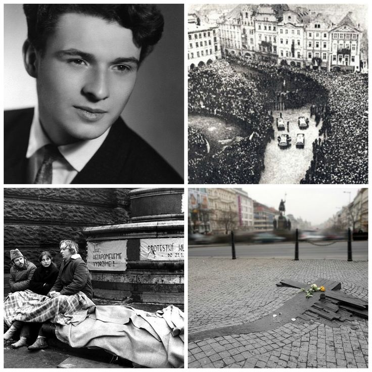 Remembering the bravery of Jan Palach who committed suicide by self-immolation on 16th January 1969 as a protest against population giving in with the Soviet invasion of Czechoslovakia. #CzechPragueOut