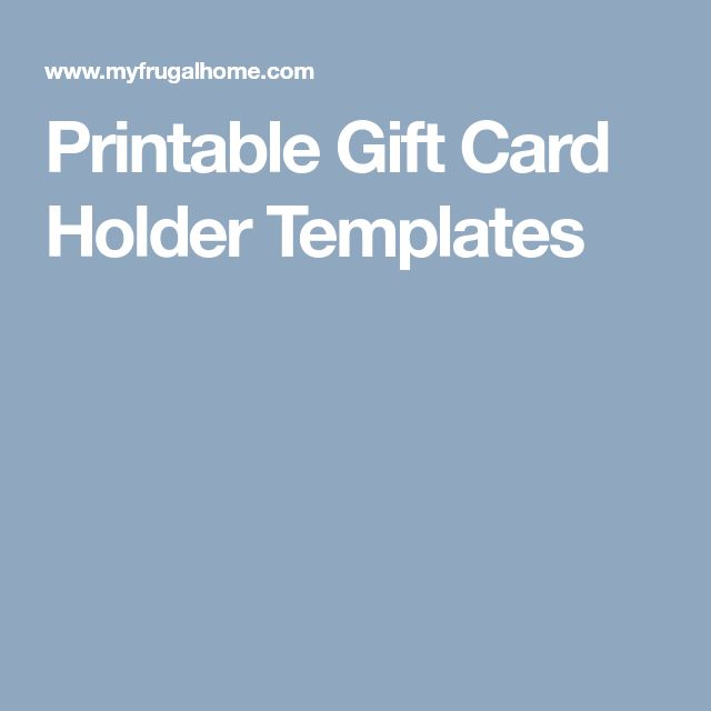 The 25+ best Gift card template ideas on Pinterest Christmas - gift card templates free