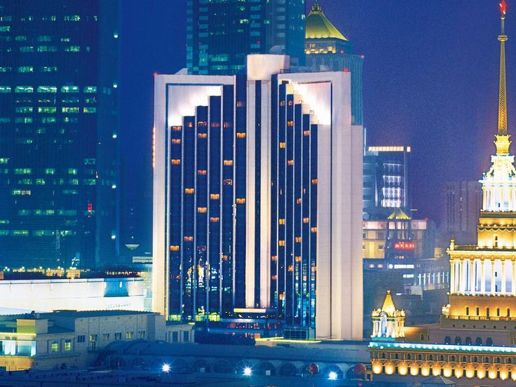 Shanghai JC Mandarin Hotel Limited - Shanghai #HotelDirect info: HotelDirect.com