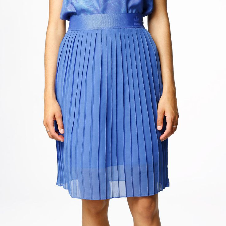Kjol - Ocean Elements Pleated Skirt