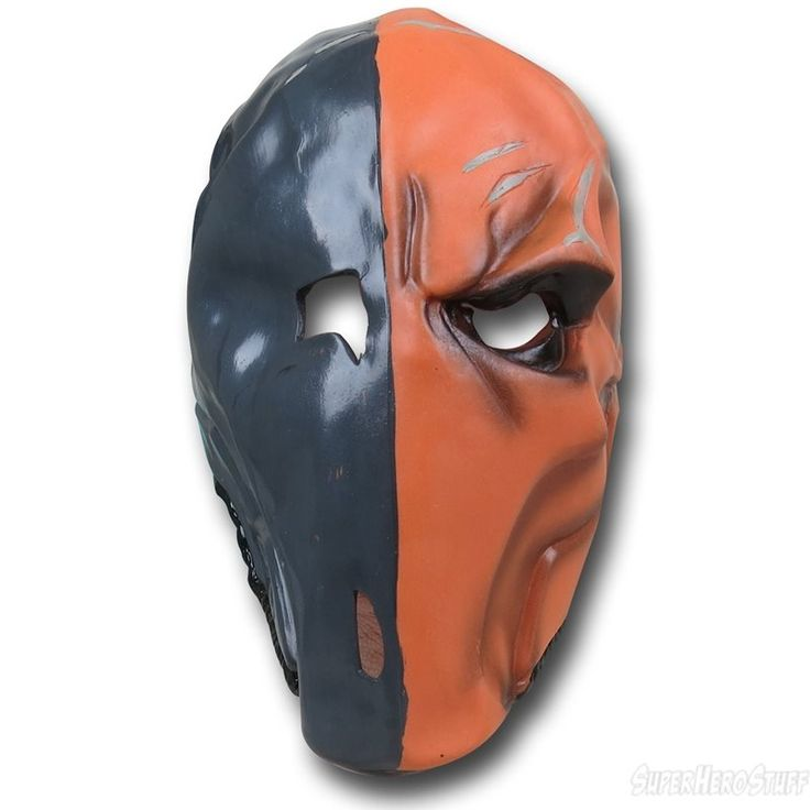 Images of Deathstroke Vinyl Mask