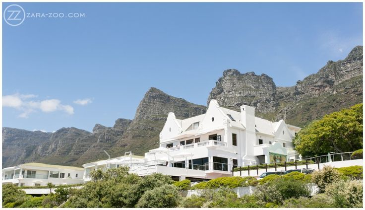 12 Apostles Hotel & Spa in Cape Town. Ocean View and Mountain backdrop.