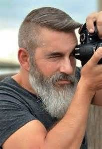 ... Grey Beards on Pinterest | Bearded men hair, Perfect beard and Thick