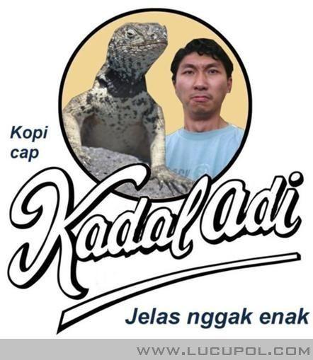 Kopi Kadal Adi