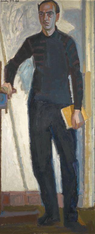 Τέτσης Παναγιώτης-PORTRAIT OF A MAN