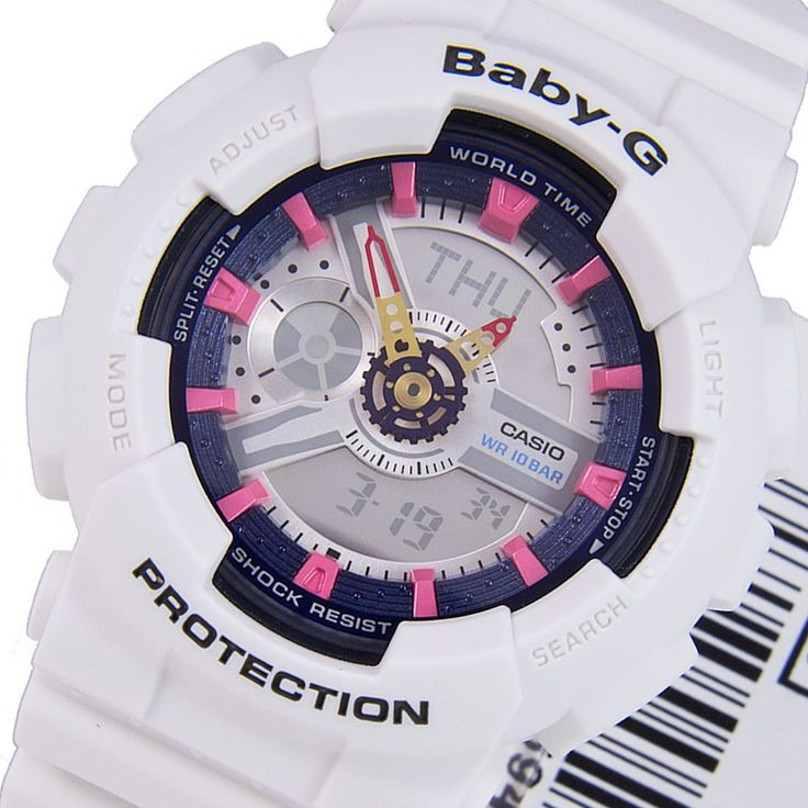 A-Watches.com - BA-110SN-7ADR Casio Baby-G BA-110SN-7A Womens Watch, $83.00 (http://www.a-watches.com/ba-110sn-7adr-casio-baby-g)