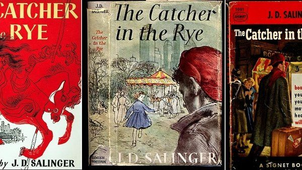 the fear of adulthood in catcher in the rye a novel by j d salinger Catcher in the rye,  and the fear of adulthood  if you think that those stupid surprise endings are the best reason to read salinger) yet,.