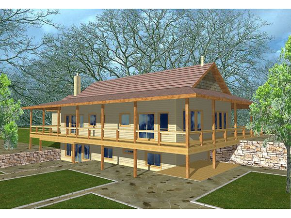 Rustic House Plans With Wrap Around Porches Rustic Full