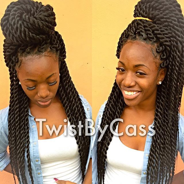 See more. ❤ . Rope Twist ... - Top 25+ Best Rope Twist Braids Ideas On Pinterest Twist Braids