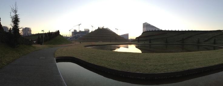 Là dove c'era l'erba ora c'è il Portello #lamiacittà