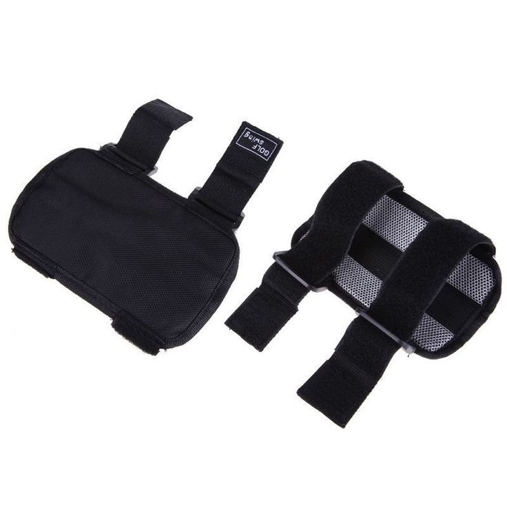 Best Price Golf Training Aids Golf Swing Straight Practice Elbow Brace Corrector Support Arc Trainers Golf Accessories