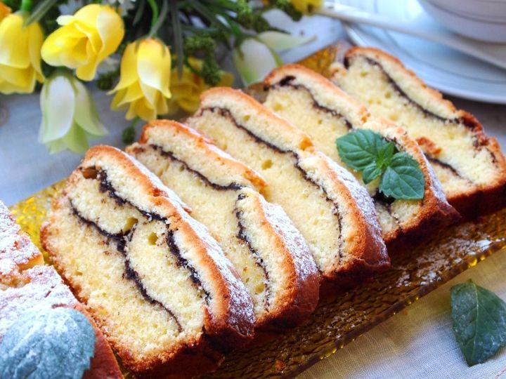 Творожный кекс «Полосатый» - пошаговый рецепт с фото - как приготовить - ингредиенты, состав, время приготовления - Леди Mail.Ru
