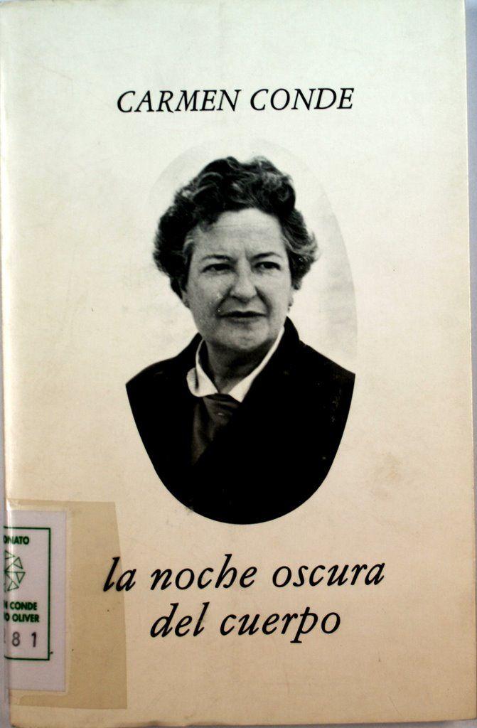 """""""La noche oscura del cuerpo"""", Madrid, Biblioteca Nueva, 1980."""