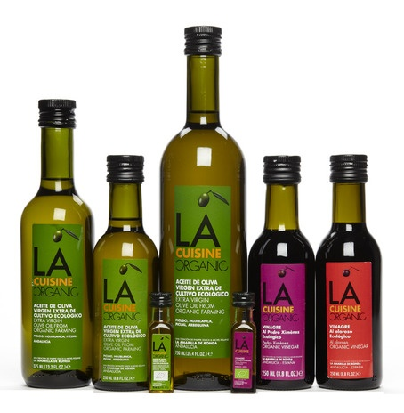 LA Organic Cuisine Olive Oil