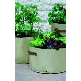 Urban gardening: Patio planters - smarte terrassebede til terrassen eller altanen.