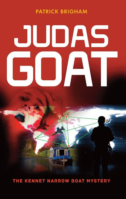 THE ANGLO BALKAN BLOG : JUDAS GOAT: The Kennet Narrow Boat Mystery