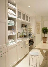 103 best Beautiful - Laundry Rooms images on Pinterest | Bathroom ...