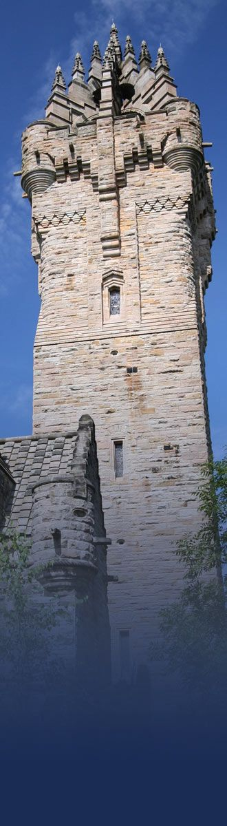 William Wallace Monument-- you bet your sweet tartan we're going here!