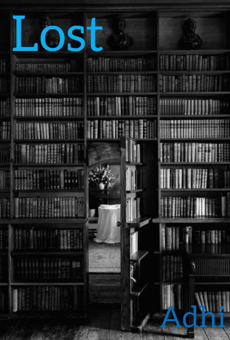 (Image fromhere) I was lost in the bookstore, The air in; perfumed with vellichor, Shelves sprinkled with pixie dust, My mind engulfed with wordy lust, Joy mending my delicate, broken core. ...