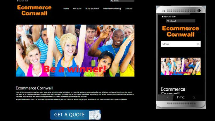 Website design in Cornwall be Effortless IT #Websitedesignincornwall