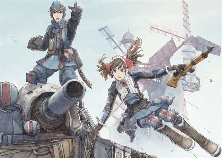 Valkyria Chronicles Remastered Enters UK Sales Chart at #6