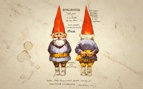Gnomey gnomes!