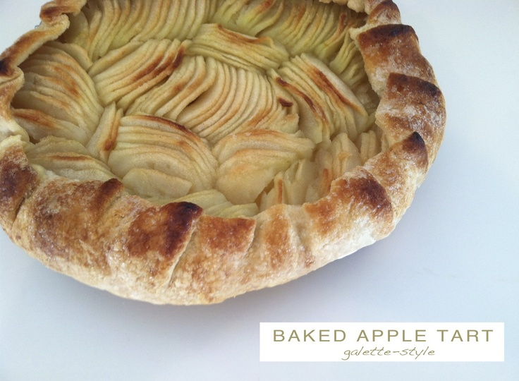 Apple tart | Absolutely Apples | Pinterest