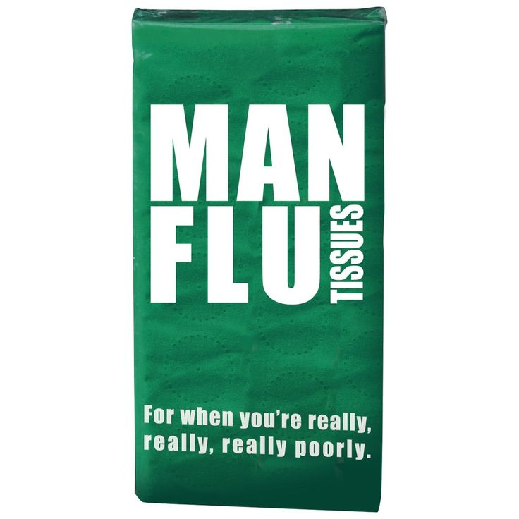 Man Cave Gifts Nz : Man flu pack of tissues stocking fillers for boys