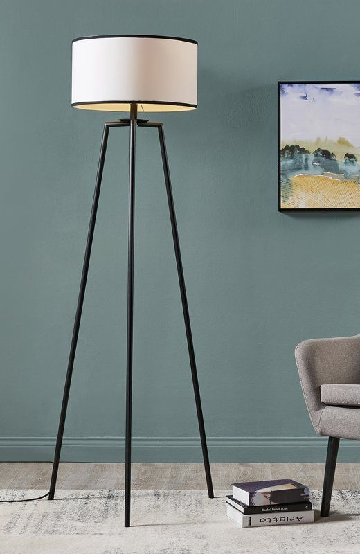 Baker 62 Quot Tripod Floor Lamp Floor Lamp In 2019 Floor
