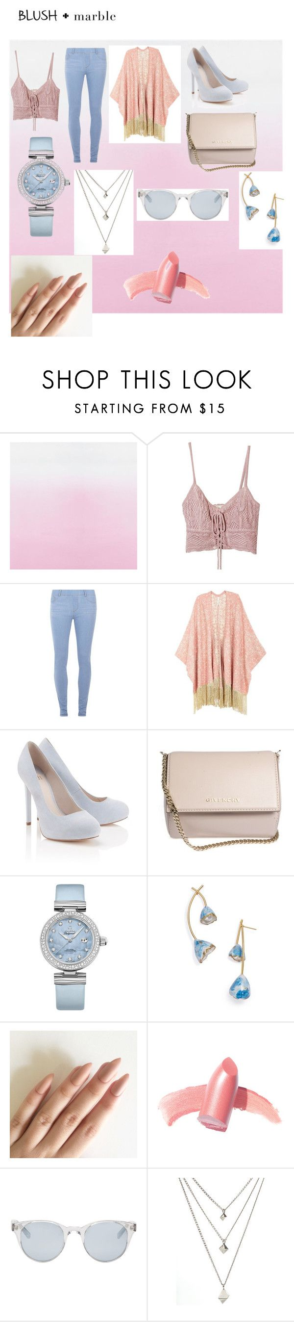 """""""Untitled #19"""" by akira23 ❤ liked on Polyvore featuring Jens Pirate Booty, Dorothy Perkins, Melissa McCarthy Seven7, Lipsy, Givenchy, OMEGA, Tory Burch, Elizabeth Arden, Sun Buddies and homedecor"""