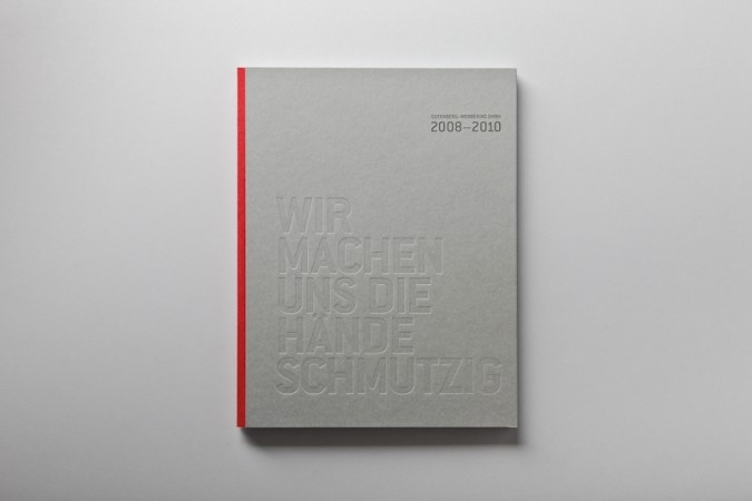 Sustainability report for Gutenberg-Werbering GmbH, an Austrian printing company by MOOI #Design #graphic  http://www.mooi-design.com/