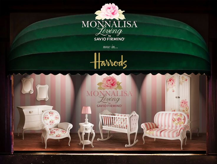 SAVIO FIRMINO continues welcoming you in @Harrods, #London, with its exquisite collections for children. Don't miss to visit our new corner Monnalisa Living by Savio Firmino! @Monnalisa #harrods #uk #shop #monnalisaliving