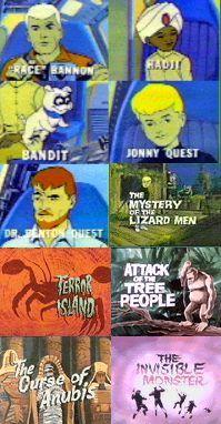 The Adventures of Jonny Quest - this cartoon rocks!