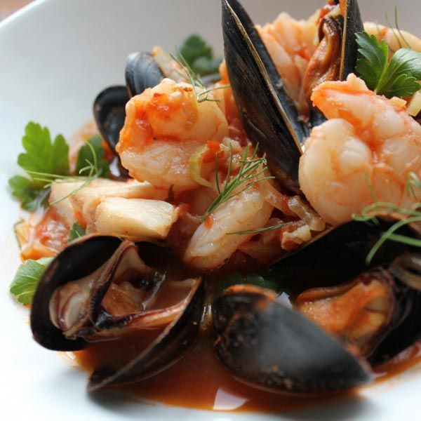 San Francisco Cioppino – American Food