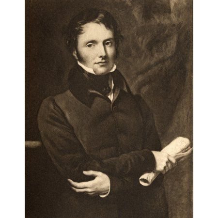 John Russell 1St Earl Russell 1792-1878 English Prime Minister Engraved By Emery Walker After The Portrait By Sir G Hayter From The Book The Letters Of Queen Victoria 1844-1853 Vol Iipublished 1907 Ca