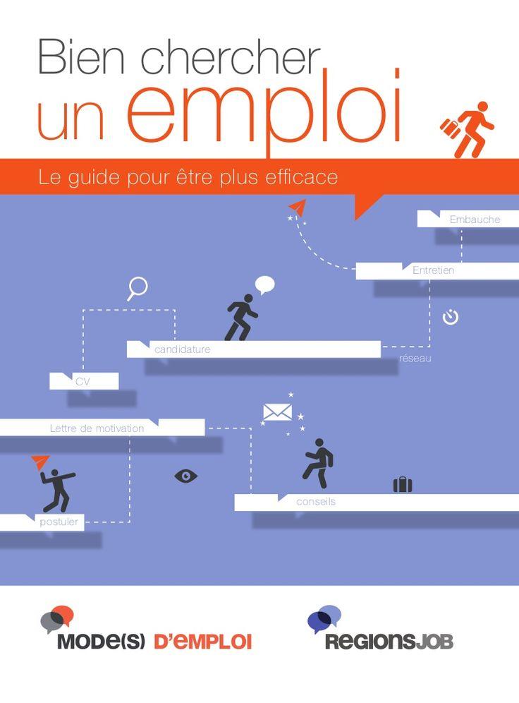 Bien chercher un emploi - Le guide en 50 pages