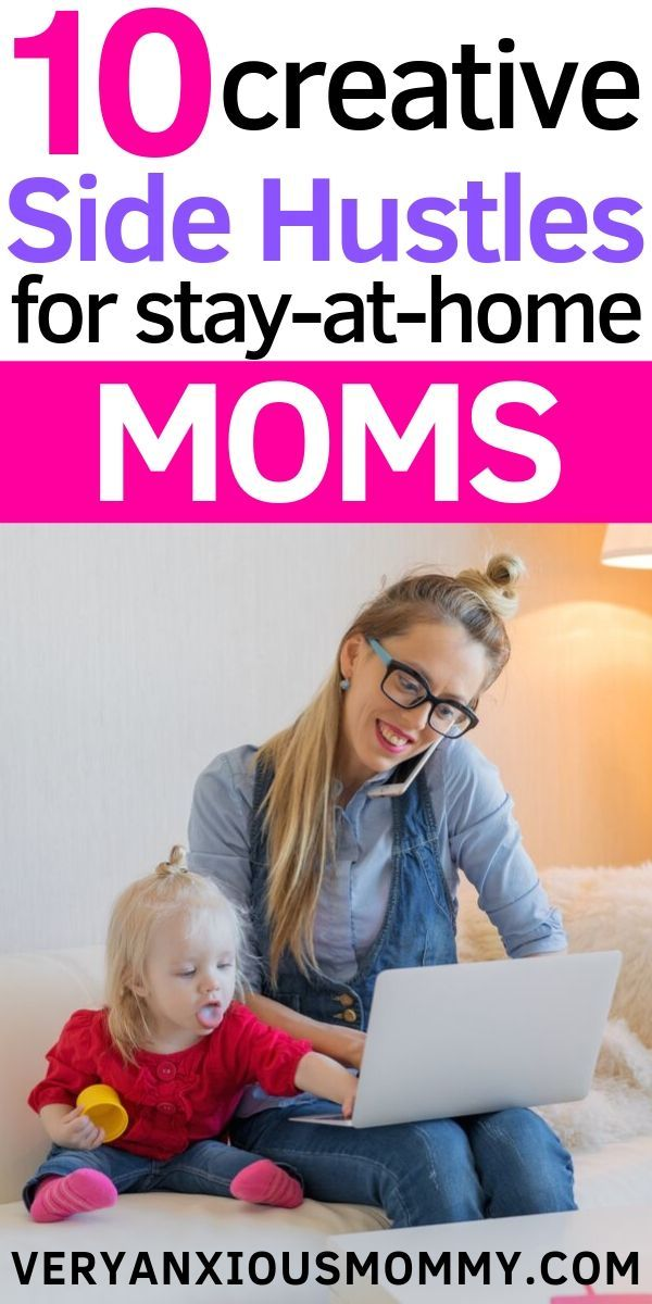 10 Creative Hobbies that Stay-at-Home Moms can Actually ...
