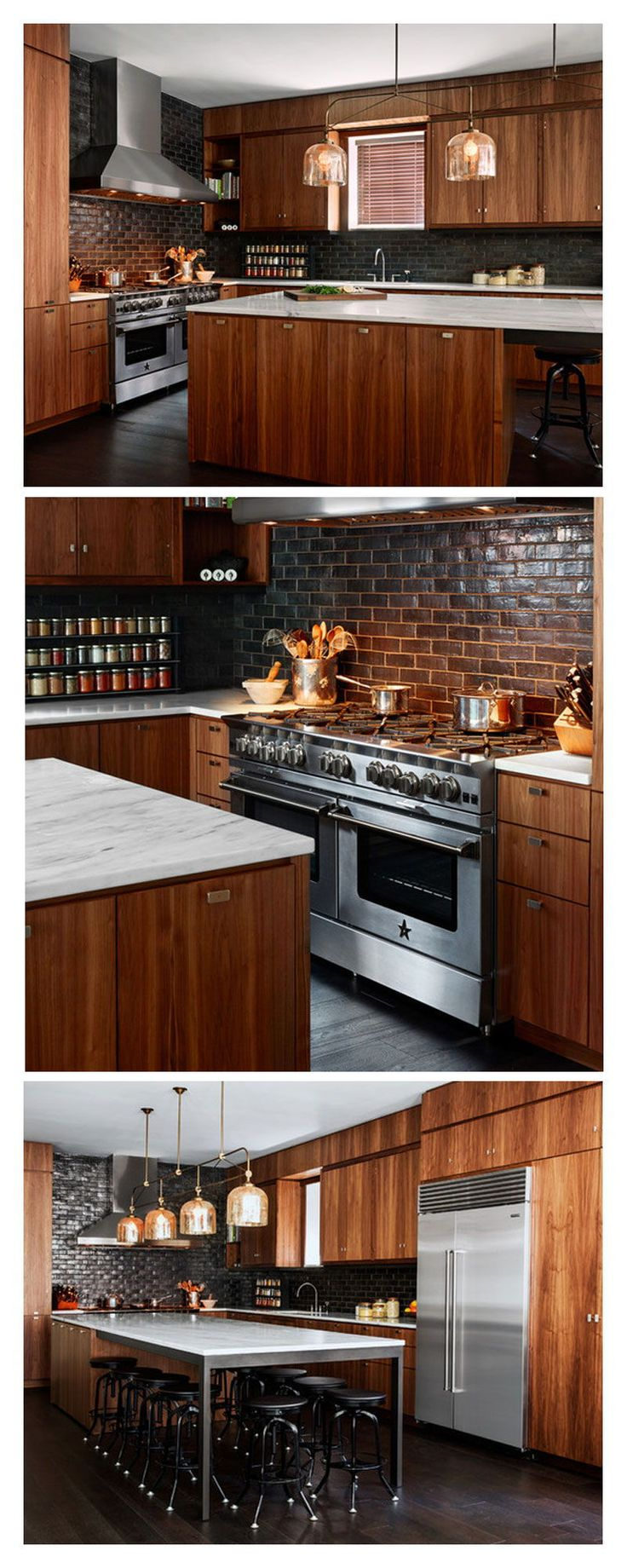 Your new kitchen starts with Bluestar! ❤️ Click to get inspired by handcrafted quality, chef-worthy performance and endless customization options available #kitchen #kitchendesign #kitchendecor #oven