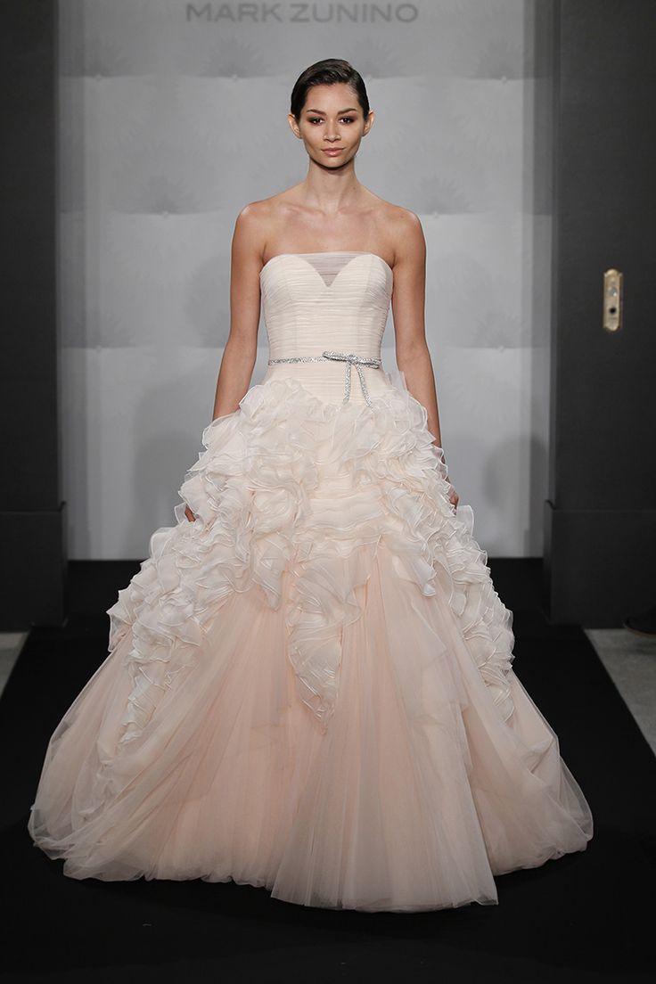 64 best Mark Zunino images on Pinterest | Wedding frocks, Short ...