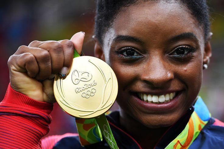 Olympia 2016 – Mit Glitzer zur Goldmedaille – Style