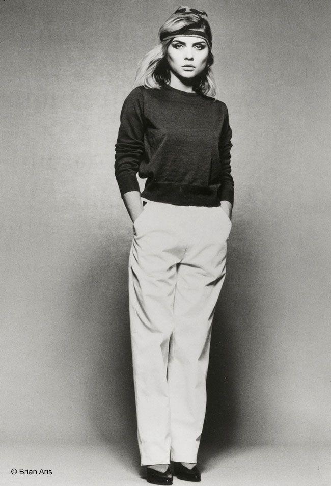 Debbie harry in her heyday
