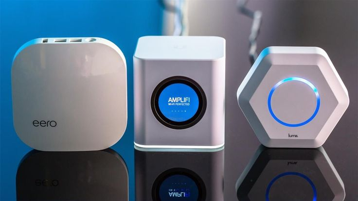 New mesh routers from Eero, Luma, Ubiquiti and Linksys use teams of access points to bathe large or hard-to-network homes in Wi-Fi. WSJ personal tech columnist Geoffrey A. Fowler puts them to the test in a three-story Victorian.