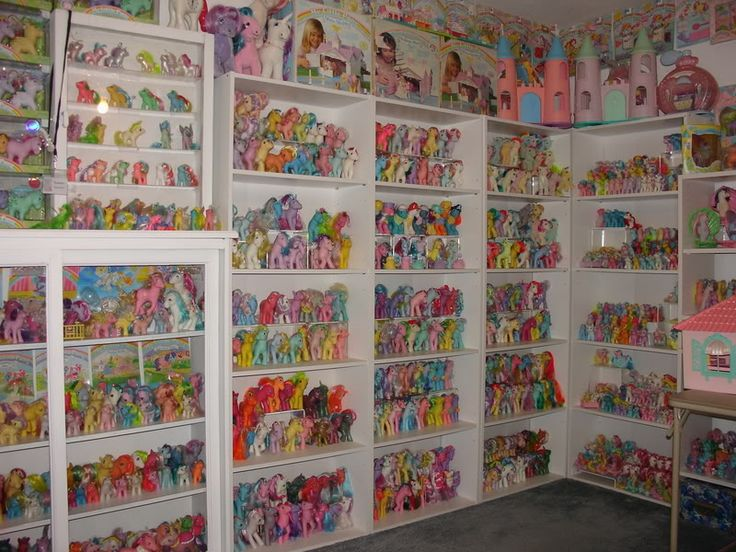 Amazing My Little Pony collection!