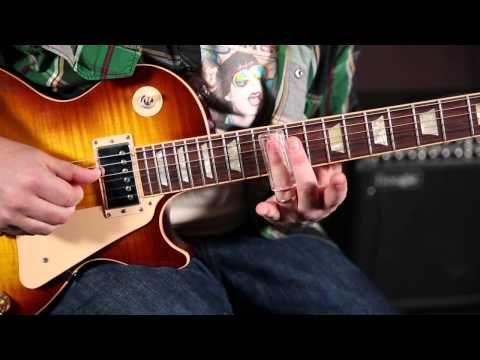 ▶ Slide Guitar Techniques - Bottleneck Blues - Derek Trucks, Duane Allman Style - YouTube