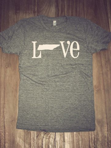 Classic State Love Tee- Tennessee | Charlie Southern