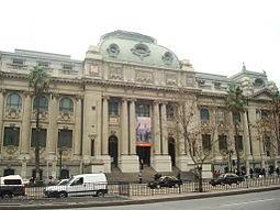 Biblioteca Nacional de Chile, Santiago, Chile.