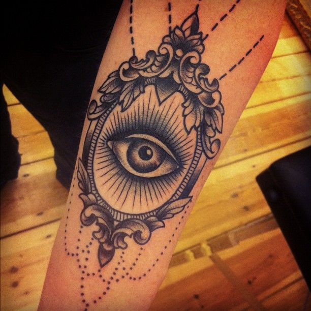 Small Mirror Tattoo: 127 Best Images About Eye Tattoos On Pinterest