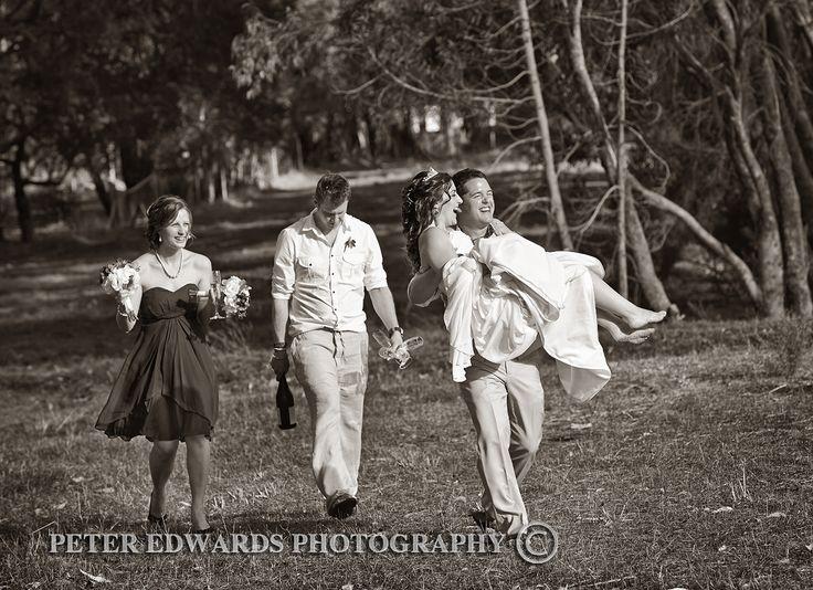 Bush weddings in Western Australia #WA  #aussie #outback #country #sepia #photography http://www.peteredwardsphotos.com.au