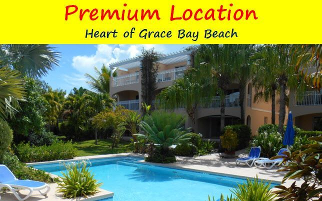 Apartment vacation rental in Grace Bay from VRBO.com! #vacation #rental #travel #vrbo