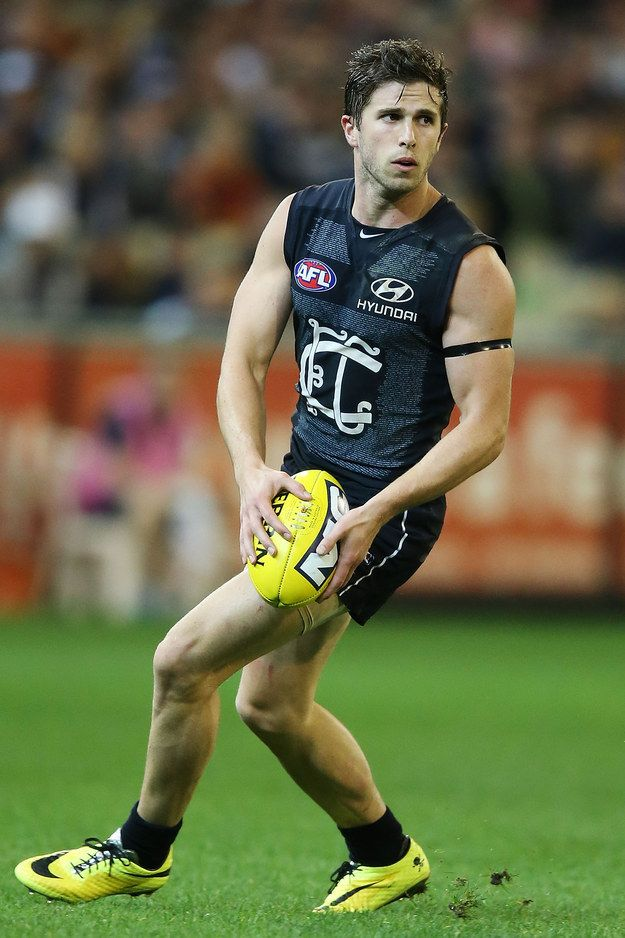 Marc Murphy, Carlton Blues